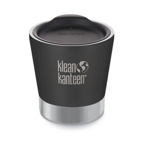 Klean Kanteen Tumbler Drinkfles Vacuum Insulated 237ml with Lid zwart
